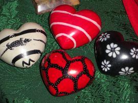 4 hearts from Kenya