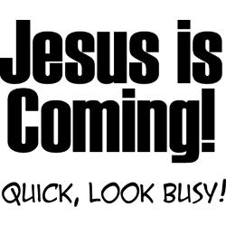 jesus_is_coming_35_button