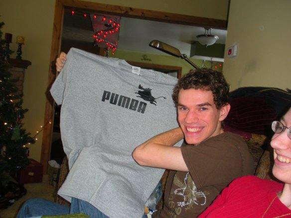 DSCN8652 Pumba t-shirt
