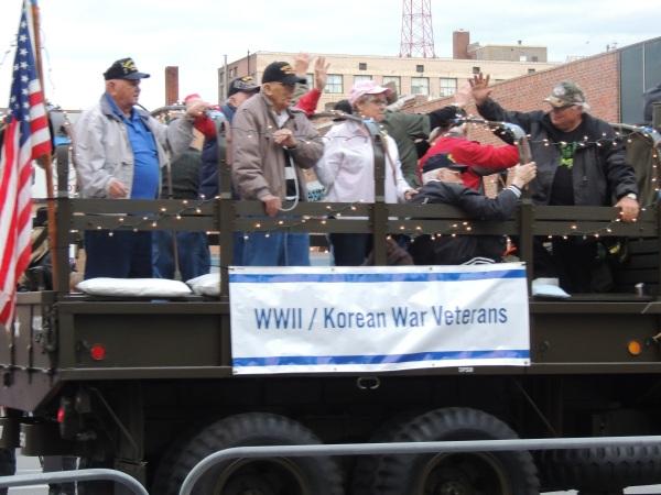 WWII and Korean War Veterans