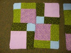 quilt squares, J&J quilt