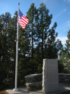 DSCN0269 Chief Spokane Garry monument