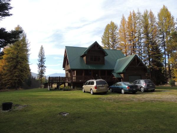 Montana vacation destination