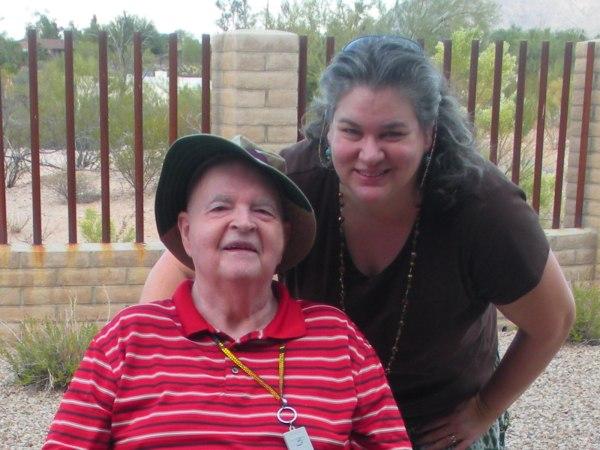 Grandpa Jim & Karen
