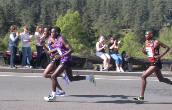Elite runners, Bloomsday