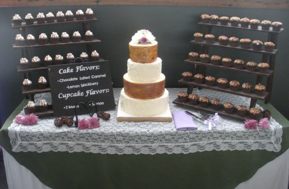 The Cake Table