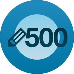 This is post #500 on Spokalulu.