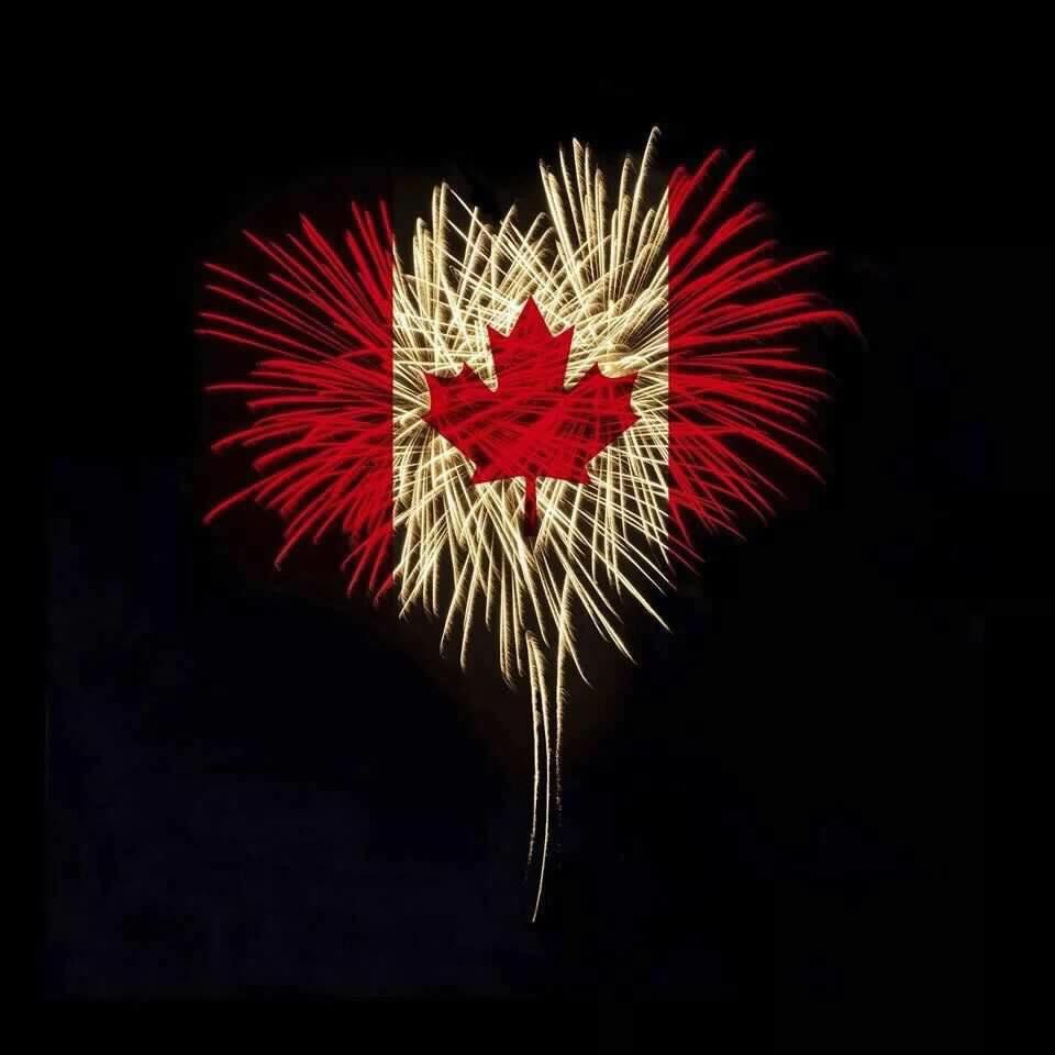Canadian Fireworks