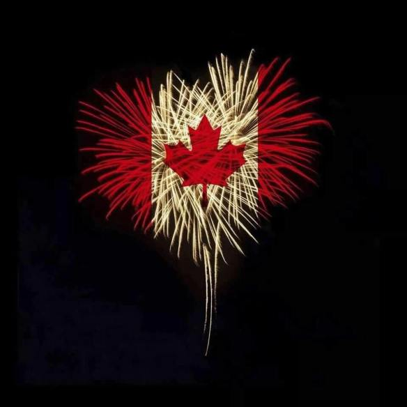 Canadian Fireworks