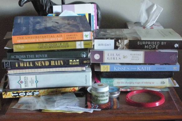 DSCN2513  Bedside Books 4x6