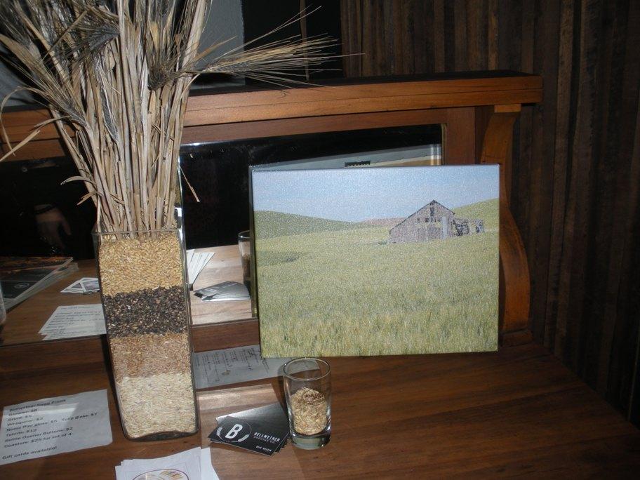 DSCN3049 Websized, Palouse Barn and grain display