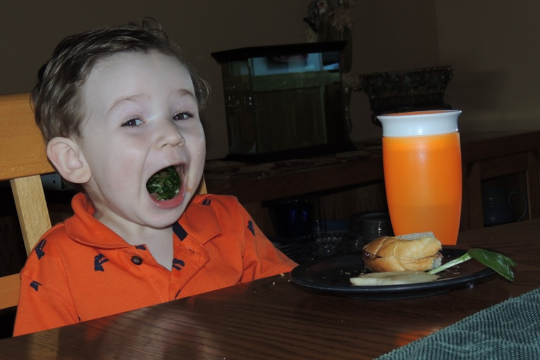 DSCN4663 Spinach eater WEBSIZED