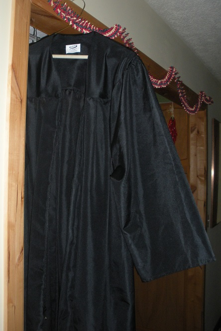 DSCN3507 WEBSIZED grad gown