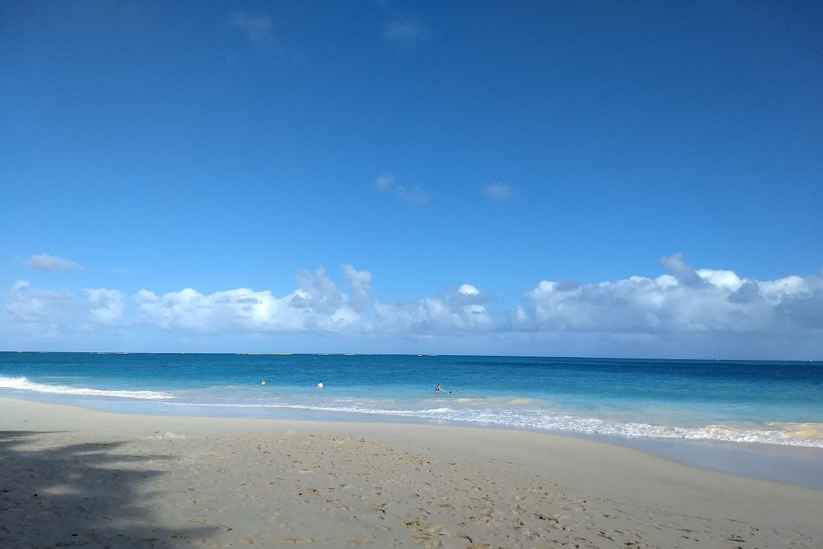 Paradise at Bellows Beach, WEBSHARE